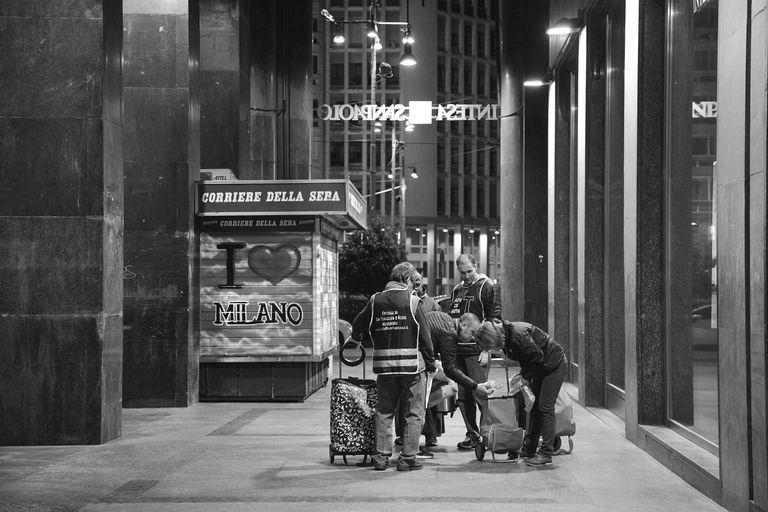 La terza Milano, Zona Uno