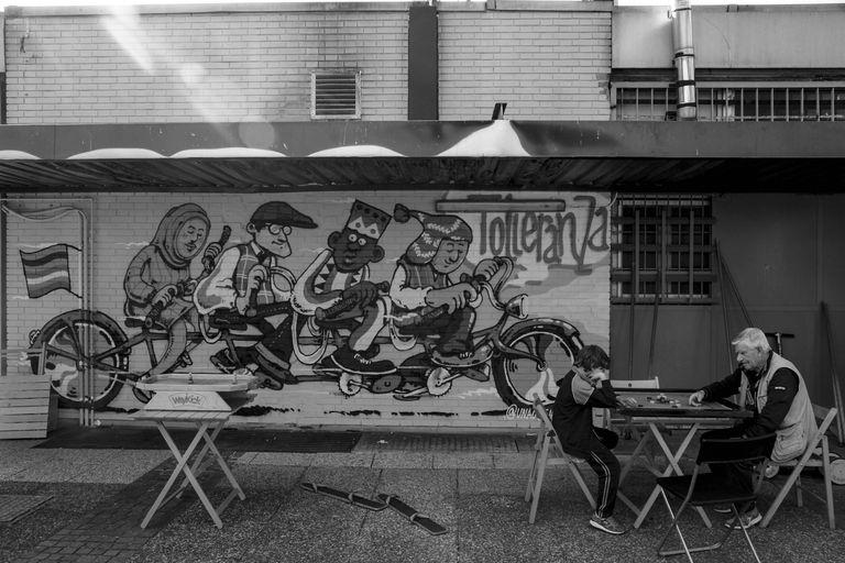La terza Milano, Zona Otto