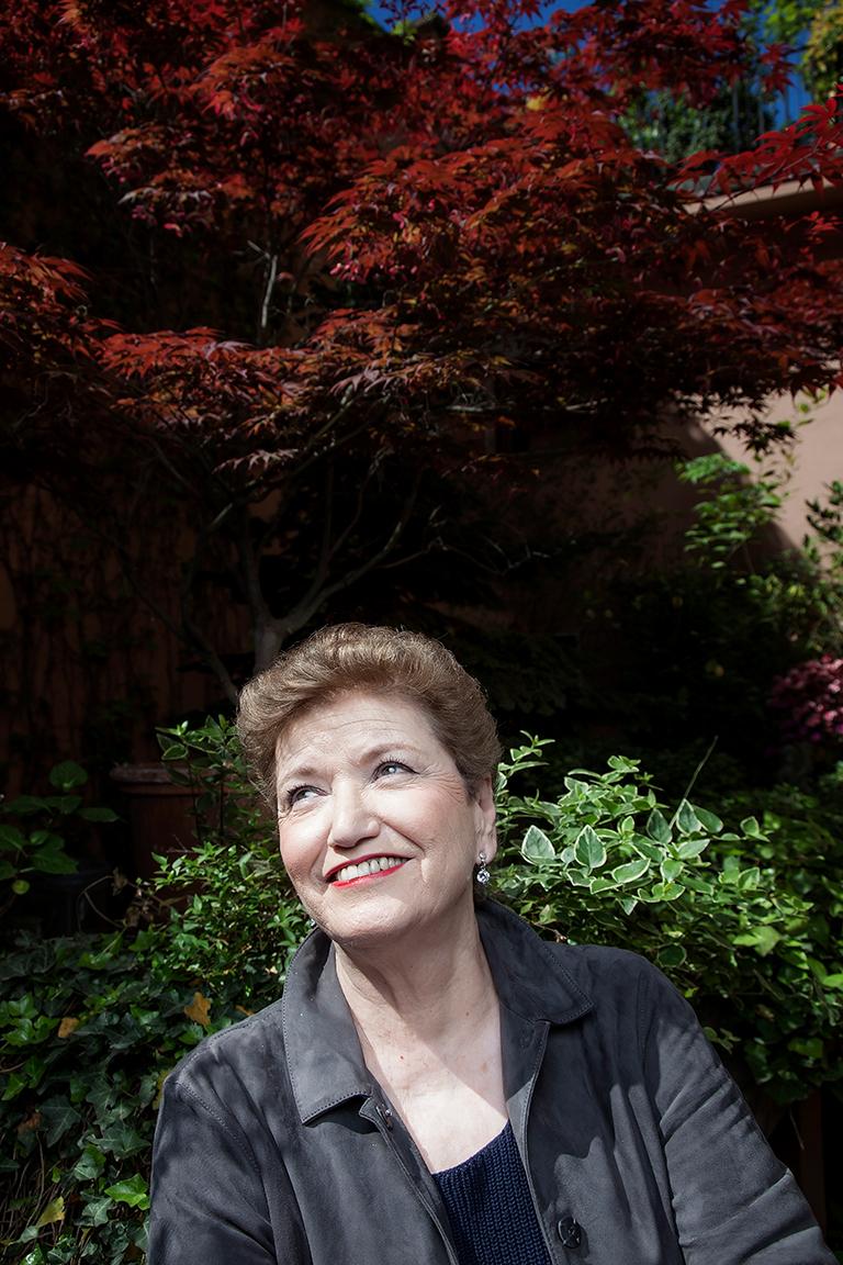 ritratto di Marina Pierri
