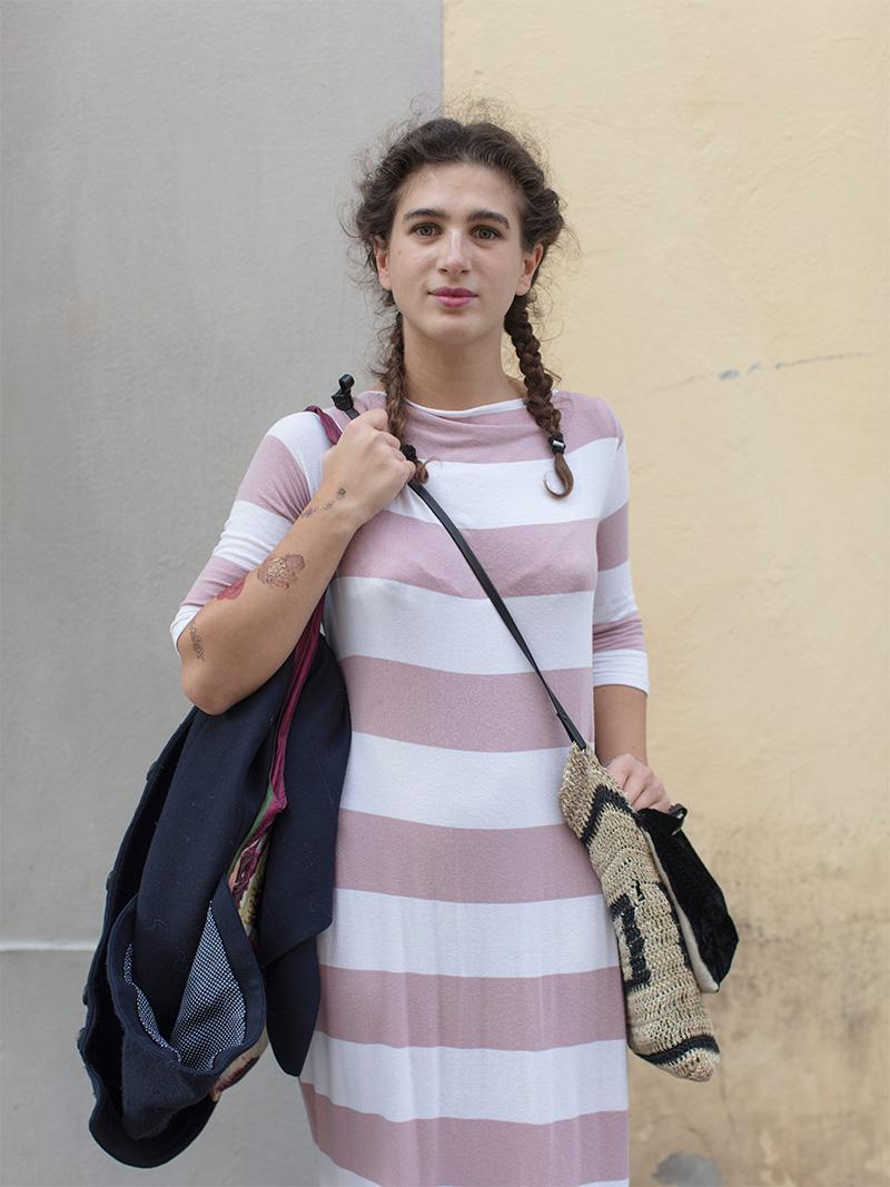 <p>Rosa, corso Garibaldi</p>